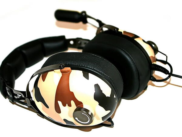 Arctic Sound P533 Military Headset