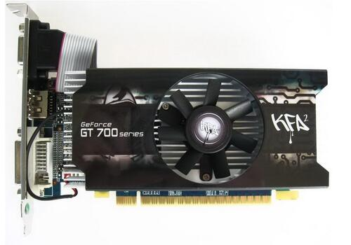 KFA² GeForce GT 740 OC Slim