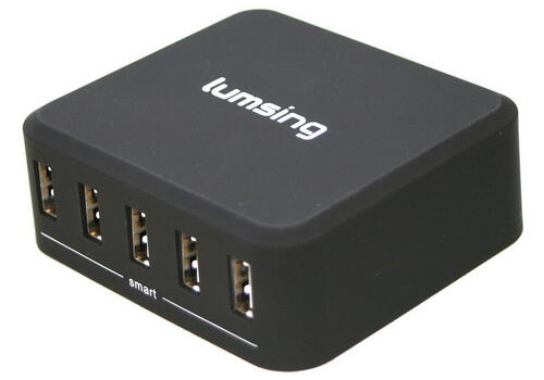 Lumsing 5-Port USB-Charger