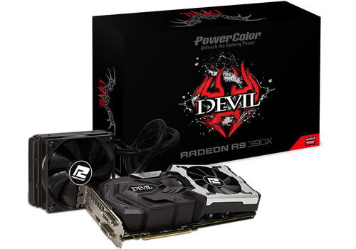Powercolor R9 390X Devil