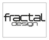 Fractal Design Webseite