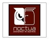 Noctua Webseite