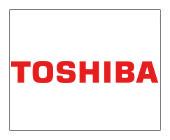 Toshiba Webseite
