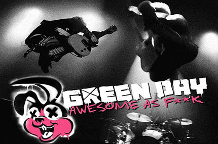 Greenday Logo/Cover (Copyright by Warner Bros.)