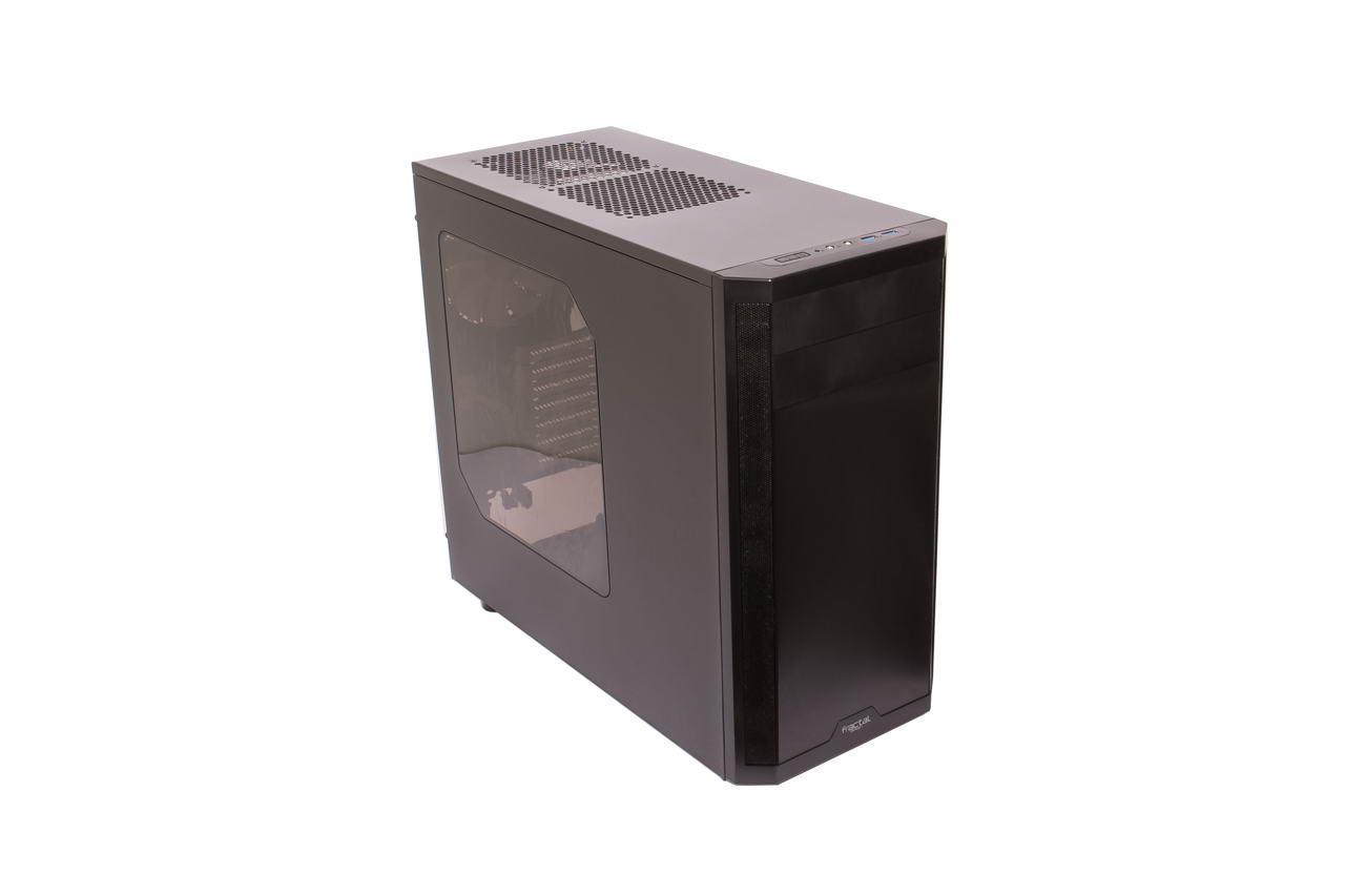 Das Fractal Design Core 3500
