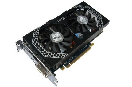 Die HIS R9 270 iPower IceQ X² Turbo Boost Clock